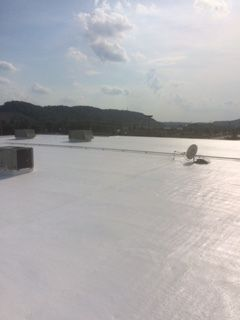 During & After 44,000 sqft Commercial Roofing in Athens, OH (7)