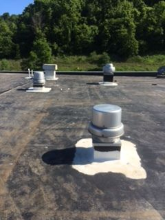 During & After 44,000 sqft Commercial Roofing in Athens, OH (4)