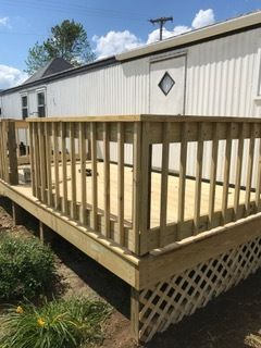 Deck Built in Jackson, OH (2)