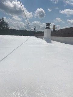 Roof Spray Foam with Coating in Jackson, OH (3)