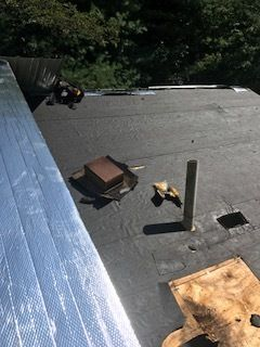 Before & After Roof Replacement in Oak Hill, OH (2)