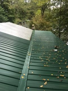 Before & After Roof Replacement in Oak Hill, OH (3)