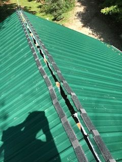 Before & After Roof Replacement in Oak Hill, OH (6)
