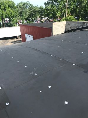 Before & After of SPF Foam Roof System in Jackson, OH (3)