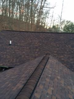 After New Roof Install Job Done in Pike County, OH