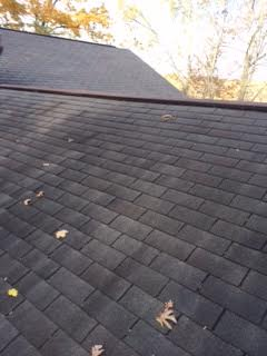 Before New Roof Install Job Done in Pike County, OH