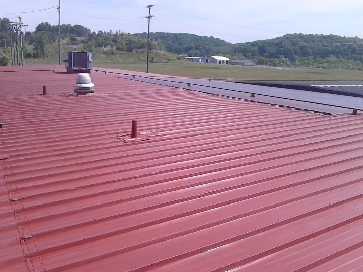 Roof Coating By Ohio Valley Roofing Systems