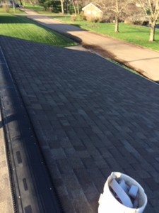 Before and After Roof Replacement in Jackson, OH