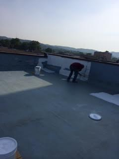 Commercial Roof Coating in in Portsmouth, OH