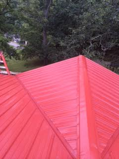 After Metal Roof Installation in Chillicothe, OH