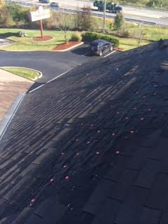 Roof Replacement at Social Security Admission Office in Maysville, KY