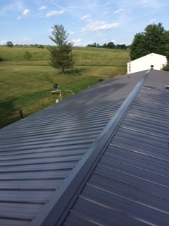 After Roof Replacement in Jackson, OH