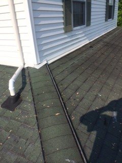 Before Roof Replacement in Jackson, OH