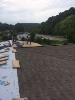 Roof Replacement Jackson OH